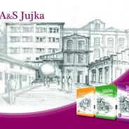 Branding dla firmy A&S Jujka